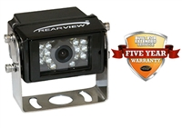 RVSCC88130B - ULTRA LOW LIGHT COLOR CAMERA (BLACK HOUSING) REAR VIEW BACKUP SAFETY