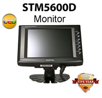 "COMMERCIAL DUTY 5.6"" MONITOR REAR VIEW  STM5600DM"