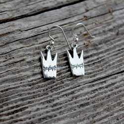 Daughter of the King Earrings