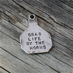 Personalized Ear Tag - Large