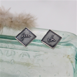 Generous Faith Earrings