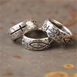 Faith Hope & Love Ring