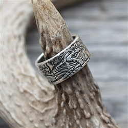 Fingerprint Ring - Exterior Print