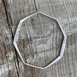 Great is Your Faithfulness Bangle