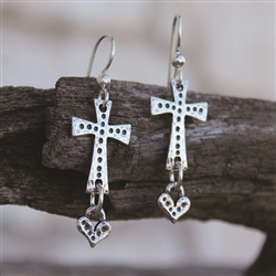 Humbled by Mercy Earrings