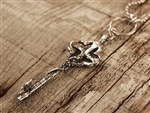 Key to Faith Pendant