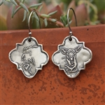 Lion & The Lamb Earrings