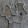 Long Short Ball Chain - 18""