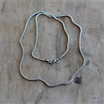 "18"" Venetian Box Chain 1.7mm"