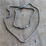 Venetian Box Chain- 2.5MM