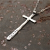 Peace Cross Necklace