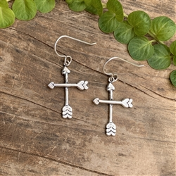 Mini Righteous Earrings