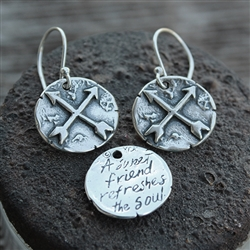 Sweet Friend Earrings