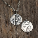 The Great I Am Pendant