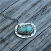 * Turquoise Oval Necklace 1