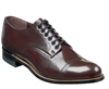 Stacy Adams - Madison Cap Toe Burgundy Shoes