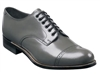 Stacy Adams - Madison Cap Toe Steel Grey Shoes
