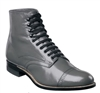 Stacy Adams - Madison Grey Cap Toe Boot