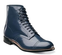 Stacy Adams - Madison Navy Cap Toe Boot