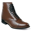 Stacy Adams - Madison Brown Cap Toe Boot