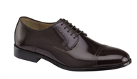 Johnston & Murphy Bradford Cap Toe - Burgundy
