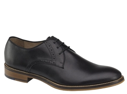 Johnston & Murphy Bradford Cap Toe - Black