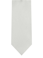 Brand Q Solid Silver Tie