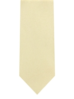 Brand Q Solid Off White Tie