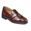 Stacy Adams | Alberto Bike Toe Tassel Slip-on | Wide