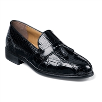 Stacy Adams - Alberto Bike Toe Tassel Slip-on