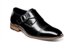 Stacy Adams | DESMOND Cap Toe Monk Strap | Wide