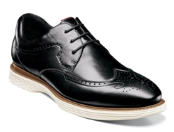 Stacy Adams | REGENT - Wingtip Oxford - Black