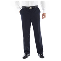 Big & Tall Eisenberg Suit Separates Navy Pant