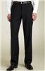 Big & Tall Eisenberg Suit Separates Black Pant