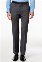 Eisenberg Portly Suit Separates Charcoal Pant