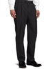 Big & Tall Eisenberg Suit Separates Charcoal Stripe Pant