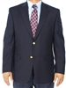 Eisenberg Solid All Wool Blazer