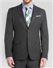 Big & Tall Eisenberg Solid Charcoal Suit
