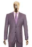 Berragamo - Fancy REDA | Modern 2-Piece Purple Suit