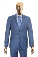 Berragamo - Fancy REDA | Modern 2-Piece New Blue Suit