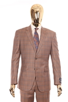 Berragamo - Fancy REDA | Modern 2-Piece Copper Suit