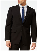 Calvin Klein X-Fit Suit Separates Coat