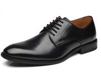 La Milano - Lace-up Leather Oxford Classic Modern