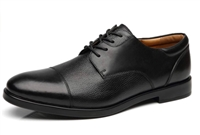 La Milano - Width Cap Toe Leather Lace-up Oxford