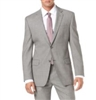 Baroni Sharkskin Grey Suit Modern Fit