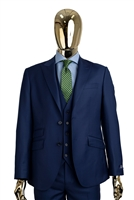Berragamo Peak Vested Suit