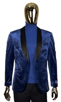 Berragamo Velvet Jacket Slim Fit
