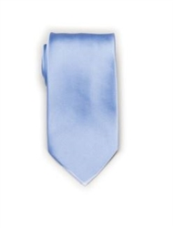 Steven Land Solid Blue Ties