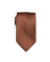 Steven Land Solid Brown Ties