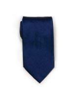Steven Land Solid Navy Ties